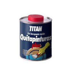 Quitapinturas Titan Plus