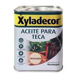 Aceite para Teca Xyladecor 750 ml