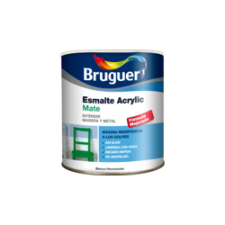 Bruguer Acrylic Mate Blanco